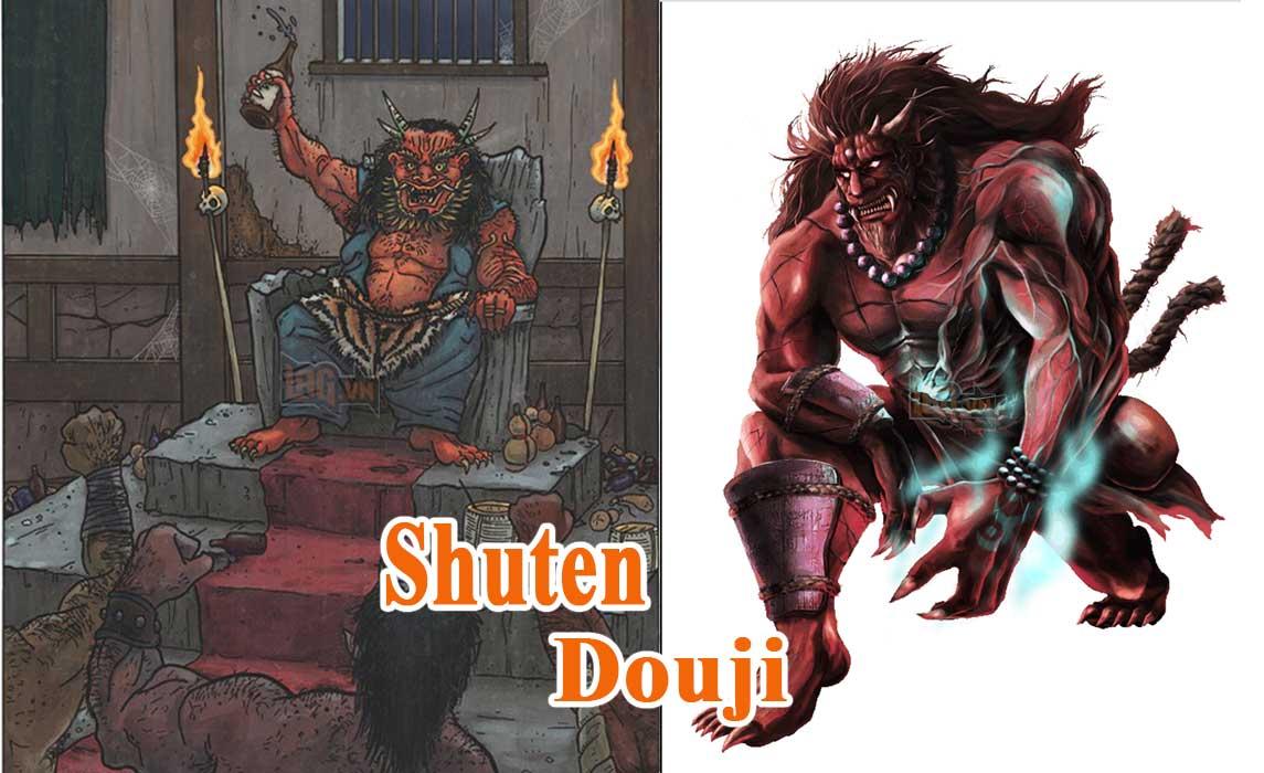 Tam dai yeu quai Nhat Ban Shuten Douji