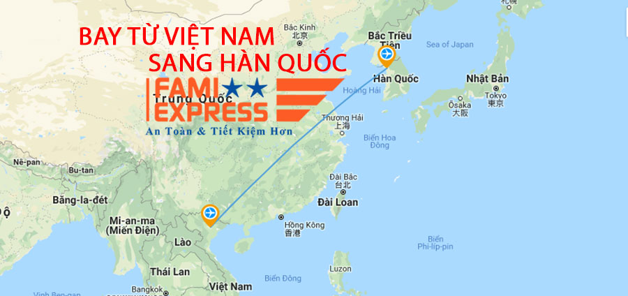 Bay tu Viet Nam sang Han Quoc mat bao lau