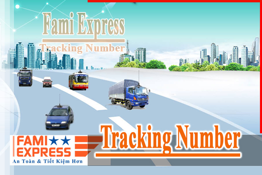 Kiểm tra Tracking number